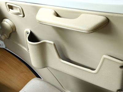 Tempo traveller door pads