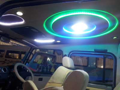 Am Auto Designers Roofing Car Tempo Traveller Buses